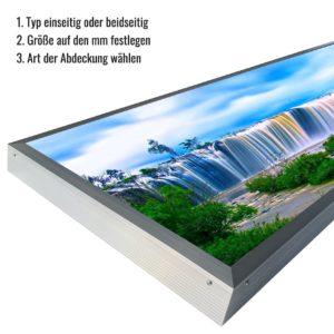 Leuchtkasten flat Haupt-Produktbild