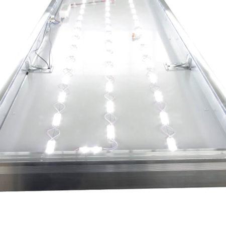 LK LED Module beleuchtet