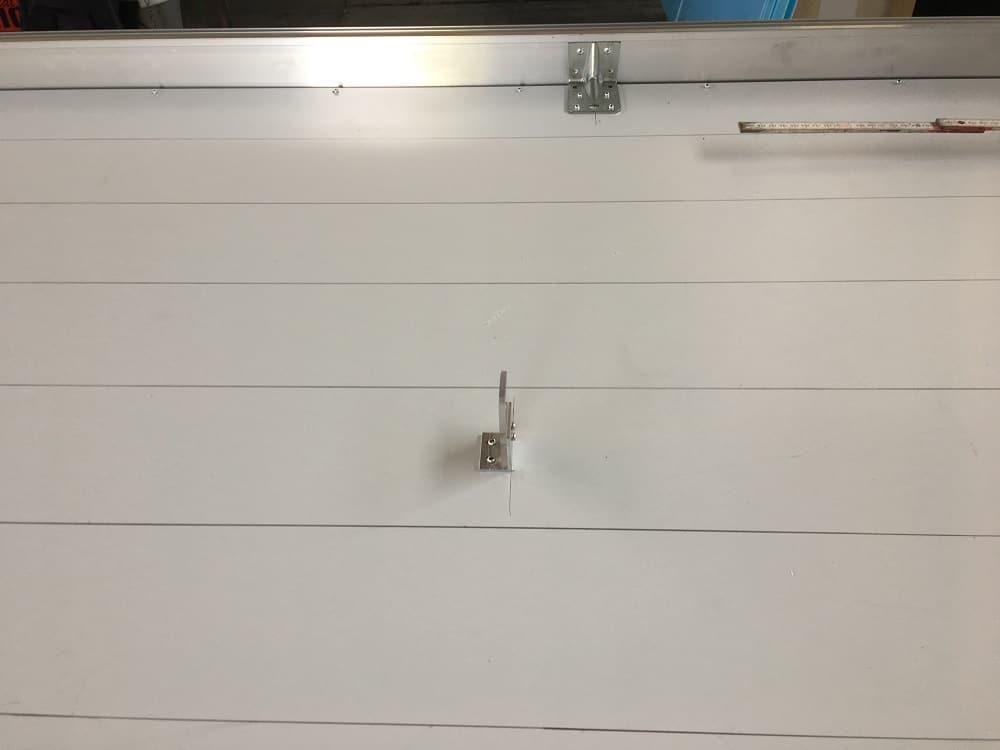 2. Linien für LED Module und Abstandhalter